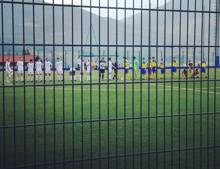 Invicta Duomo – Tesino 3-0 , 3 goal in venti minuti.