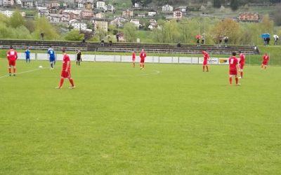 Tesino – Vigolana 6-2  Minati e Dell'Agnolo Show